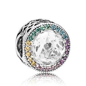 Pandora Sparkling Rainbow Charm 791725CZMX